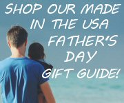 Father's Day Gifts Made in USA Shop our 2018 Gift Guide